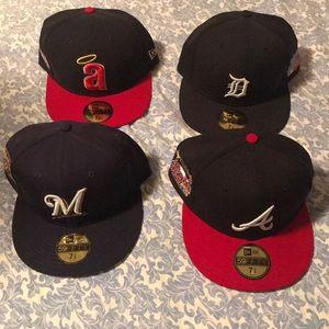 *BUNDLE* New Era 59 Hats